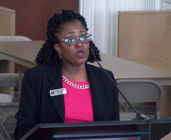 Bobbie Bagley, director of public health in Nashua