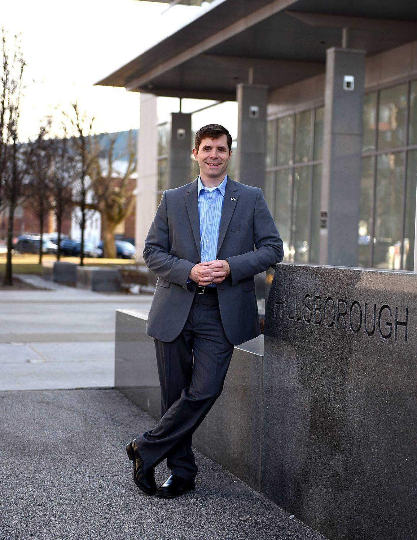 Hillsborough County Attorney Michael Conlon: I'm a quick