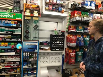 Photo: 181207-news-keenetobaccobanreax Keene passes tobacco ban, shop owners angry