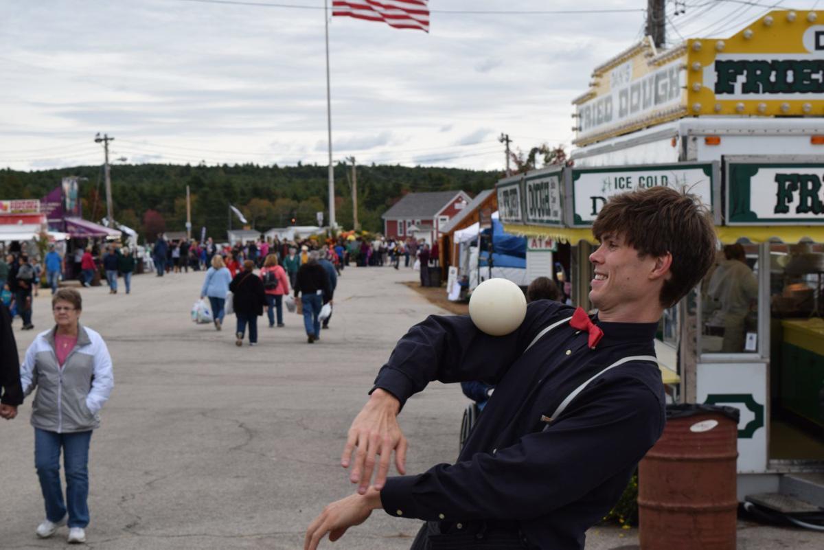 An autumn tradition returns: The Deerfield Fair
