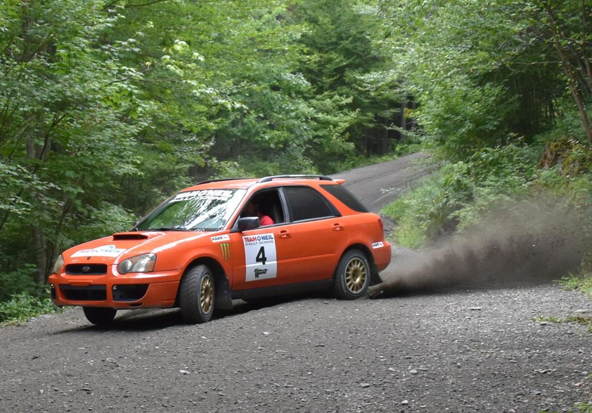 Fast cars, firearms and copter rides draw more than 500 to RallyFest in Great North Woods