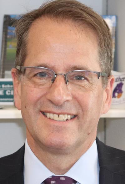 Education Commissioner Frank Edelblut
