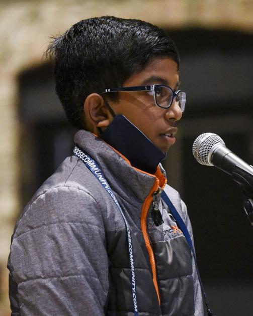 Two-time New Hampshire spelling champion bows out in national semifinals