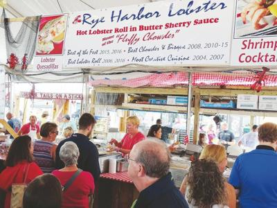 Large crowds expected for Hampton Beach Seafood Festival