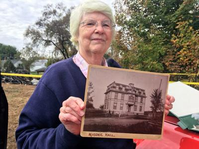 Masons looking for photos, memories of historic Northwood lodge destroyed by fire