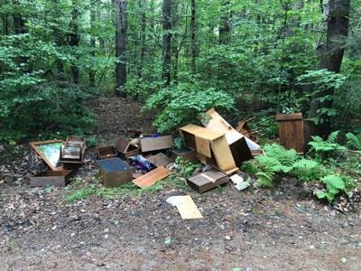 Marlborough trash suspect a mystery
