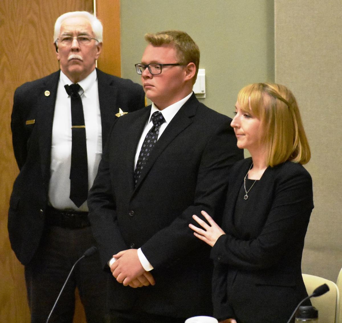 Assisted suicide verdict Parker Hogan