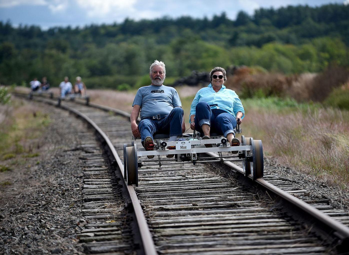 Scenic Rail Riders