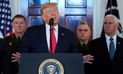 President Trump delivers statement