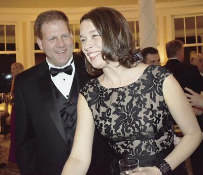 Chris and Valerie Sununu inauguration