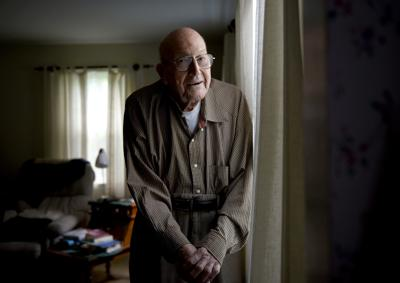 Bedford ex-POW at center of VA Bible flap tells his story of