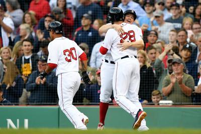 Red Sox handle Yankees, finish up team's best regular season ever