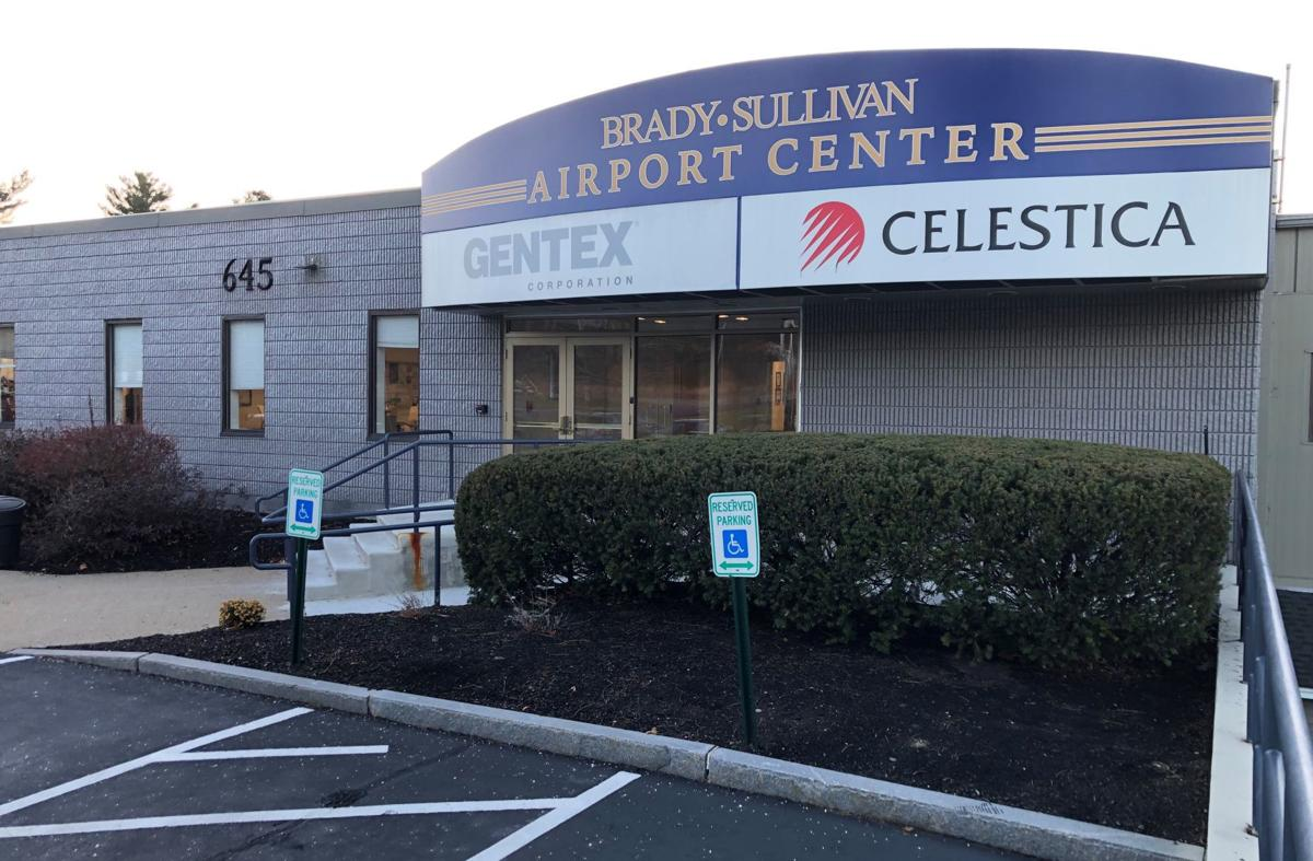 Brady Sullivan Airport Center sells as part of package