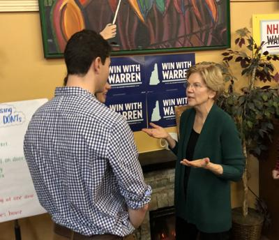 Warren presents plan to empower part-time workers
