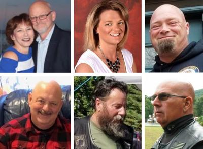 Randolph crash victims