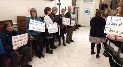 Sex assault survivors urged lawmakers to erase on civil lawsuits