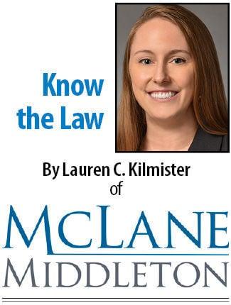 Know the Law: Lauren Kilmister