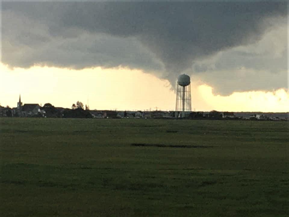 Funnel cloud confirmed in Seacoast region 2