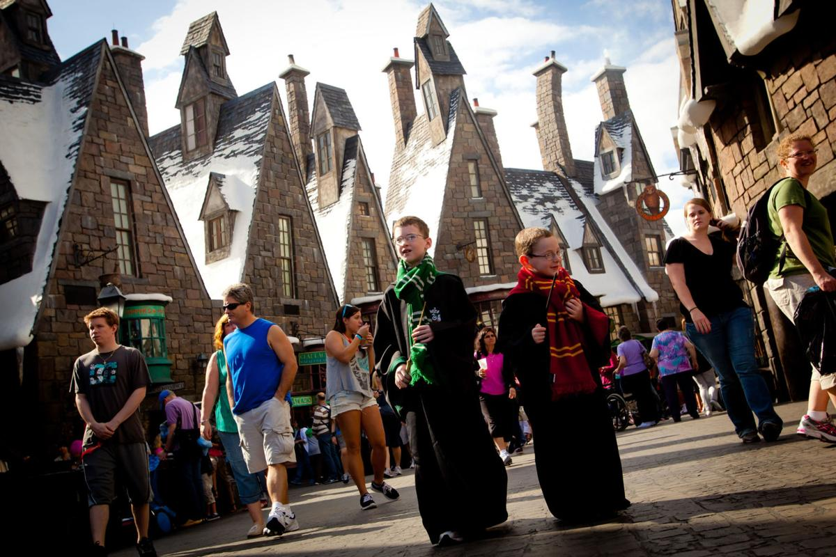 Travel: For fans, Harry Potter charms on two continents