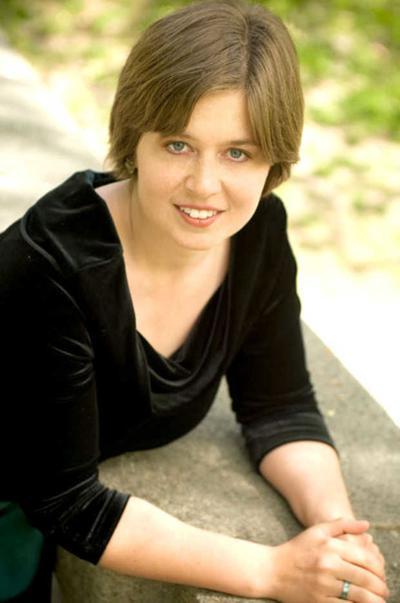 Pianist Anastasia Antonacos