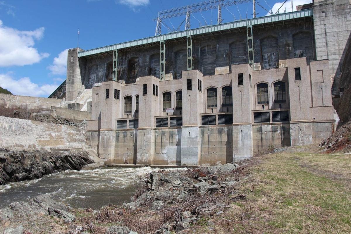 Comerford Dam