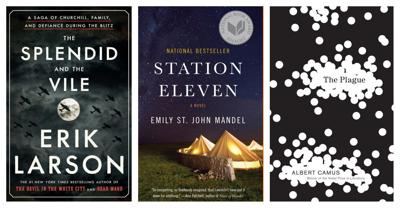 Most popular books in May during pandemic