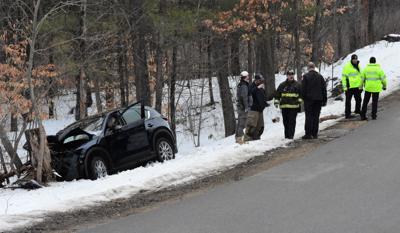 Belmont DWI crash