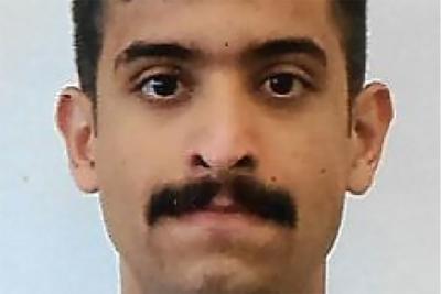 Royal Saudi Air Force 2nd Lieutenant Mohammed Saeed Alshamrani