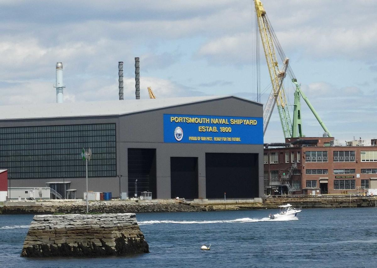 Sununu urged to join lawsuit to keep millions for shipyard from