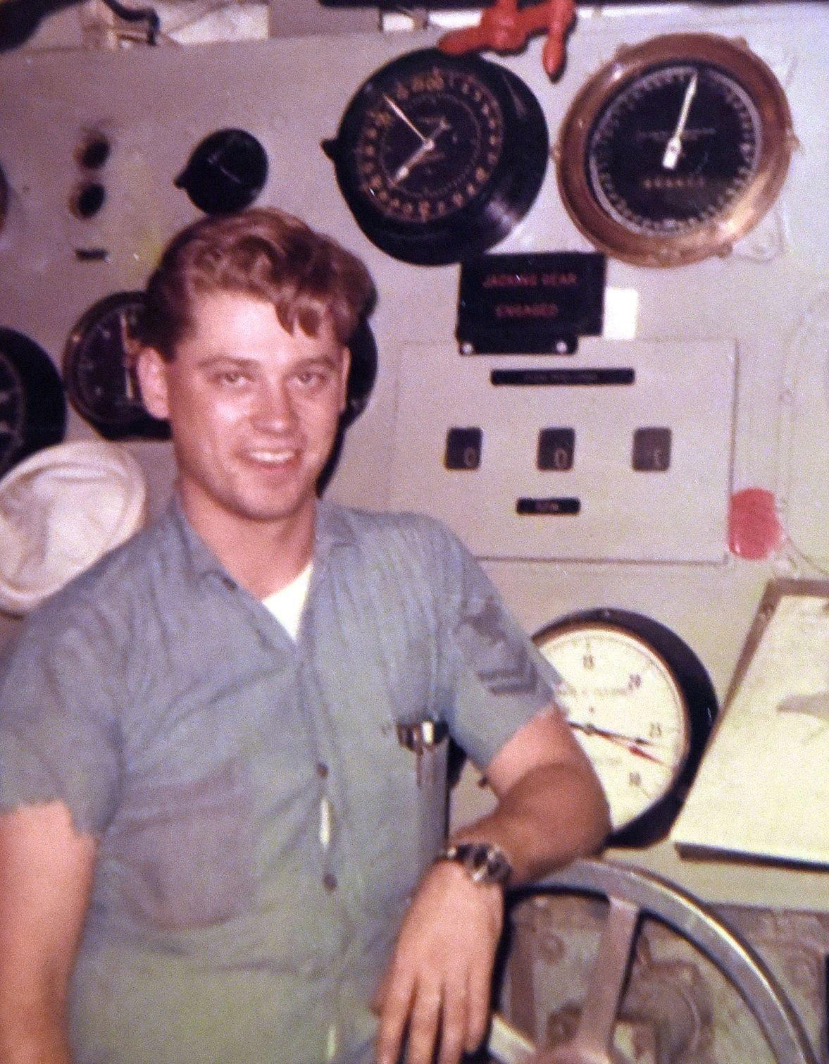 Aircraft Carrier Engine Room: Manchester Sailor's Vietnam War Story: Surviving Destroyer