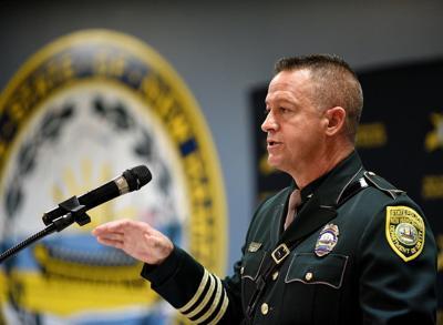 State police awards