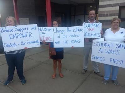 Parents, advocates press for Concord superintendent, principal resignations