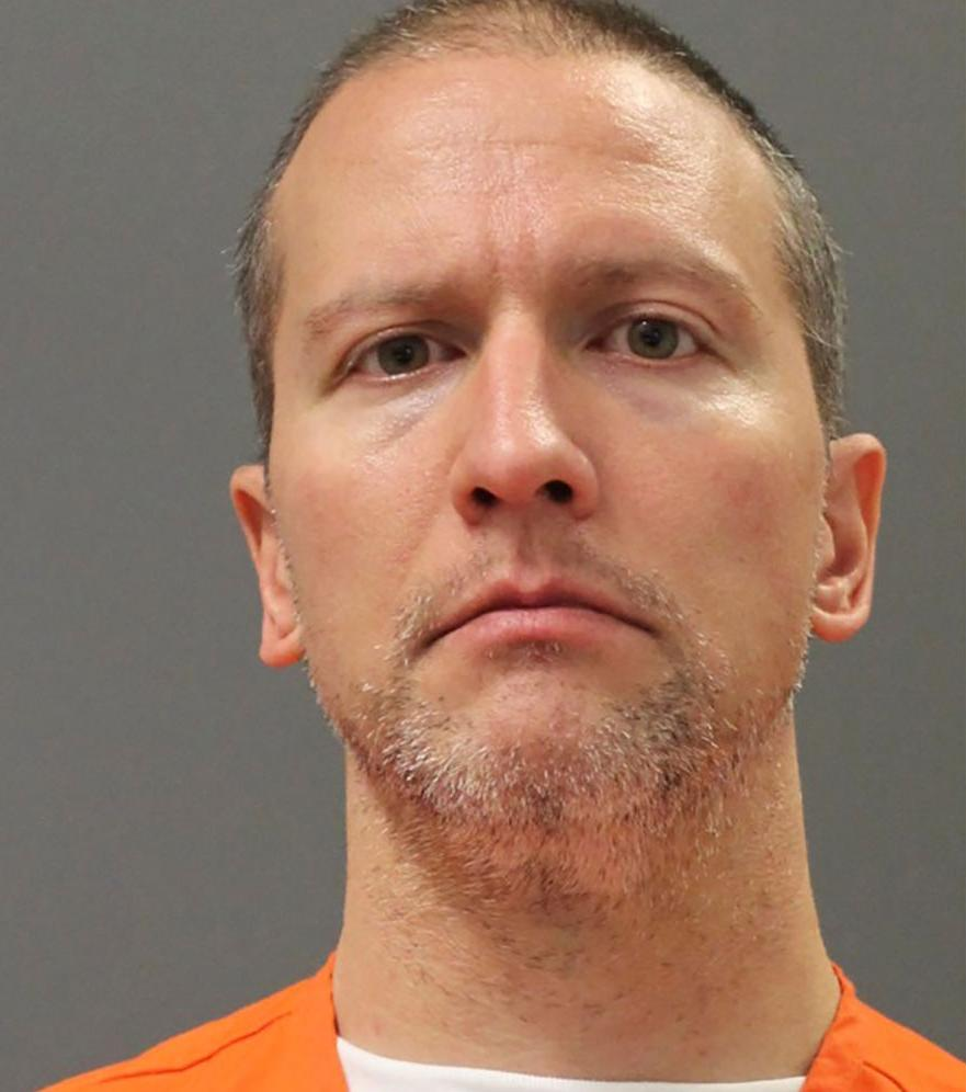 Former Minnesota police officer Derek Chauvin