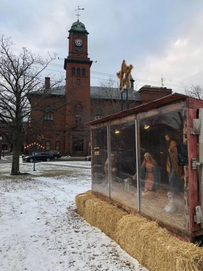 No Claremont holiday display policy yet