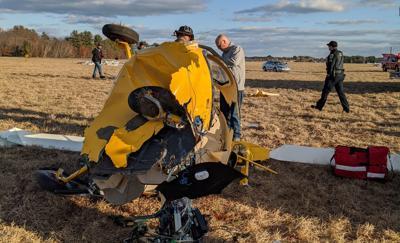 Nashua gyrocopter crash