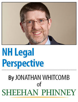NH Legal Perspective: Jonathan Whitcomb