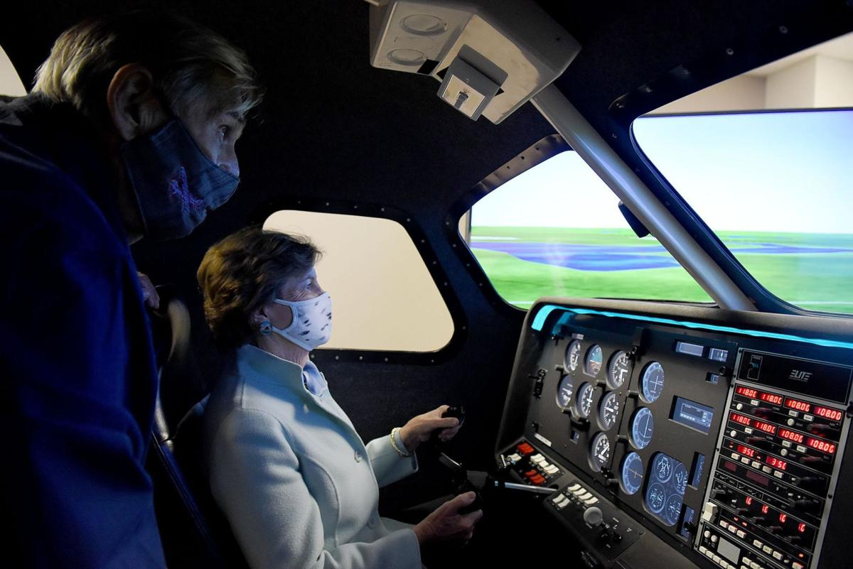 National Flight Simulator