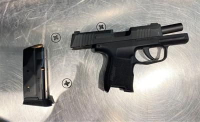 TSA gun