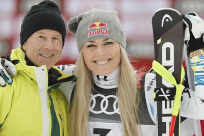 Alpine Skiing: FIS World Championships-Ladies Downhill