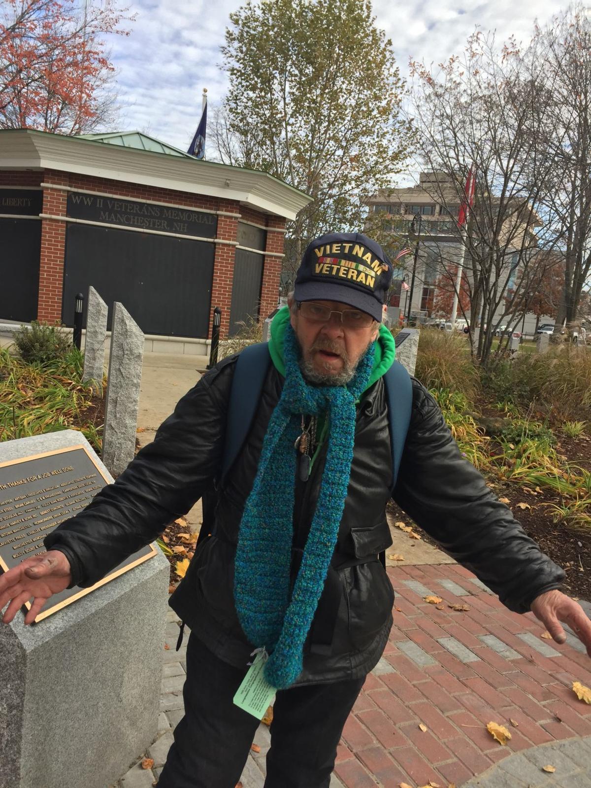 Eugene Hartzell Veterans Park Scarves