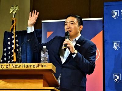 Presidential candidates take on college costs and student loan debt at UNH