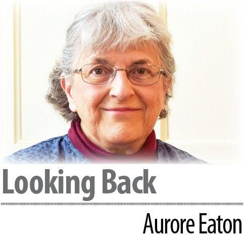 Looking Back: Aurore Eaton