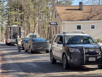 Hooksett and State Police are investigating a pair of suspicious deaths