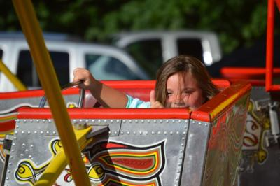 Raymond Town Fair has something for everyone