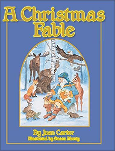 A Christmas Fable cover