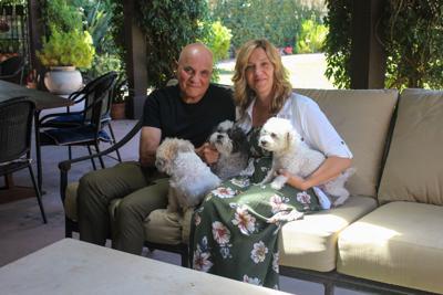 Tom and Dana Saputo