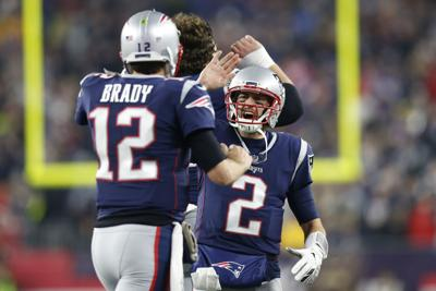 NFL: Minnesota Vikings at New England Patriots