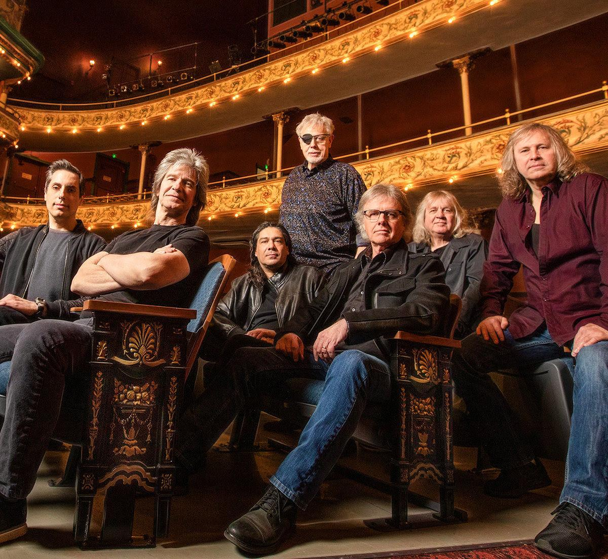 'Dust in the wind' hitmakers kick up the dust on new tour
