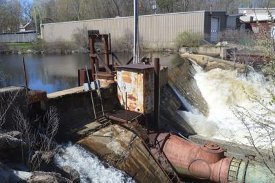 Exeter River Dam