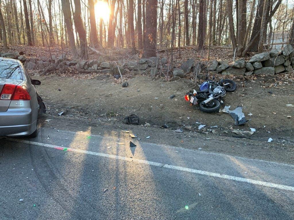 Durham Motorcycle Accident Public Safety Unionleader Com